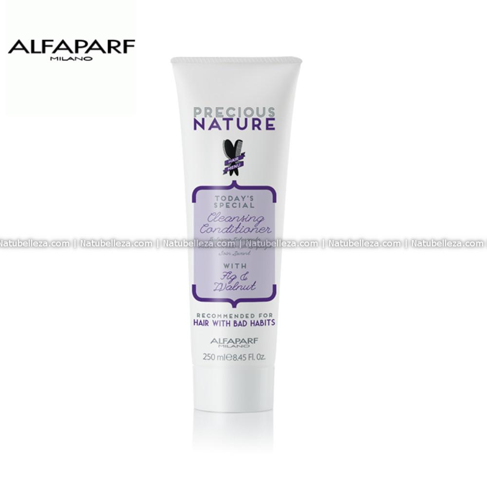 Hair with Bad Habits Conditioner Precious Nature Alfaparf