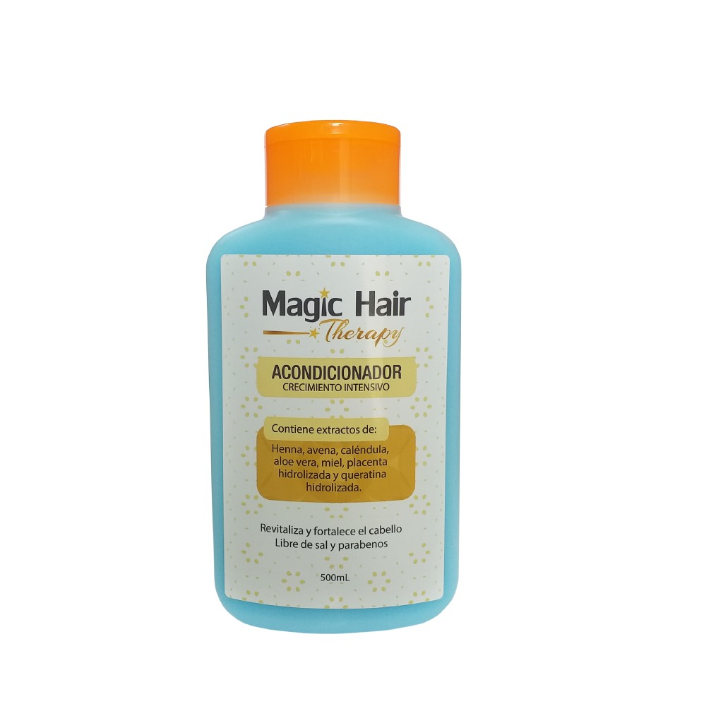 Crecimiento Intensivo Acondicionador Magic Hair Therapy