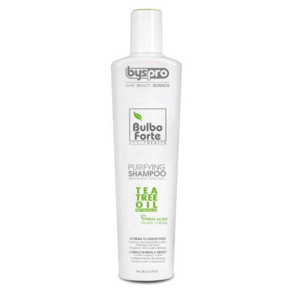 Bulbo Forte Shampoo Tea Tree Oil Byspro