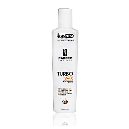 Barber For Men Turbo Wax BysPro