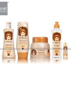 Etniker Afro Hair Care Kit L'mar