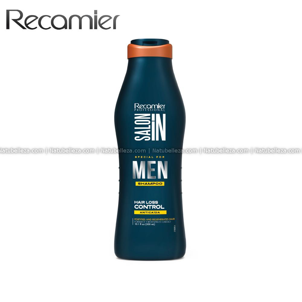 Special For Men Shampoo Hair Loss Control Recamier SalonIn