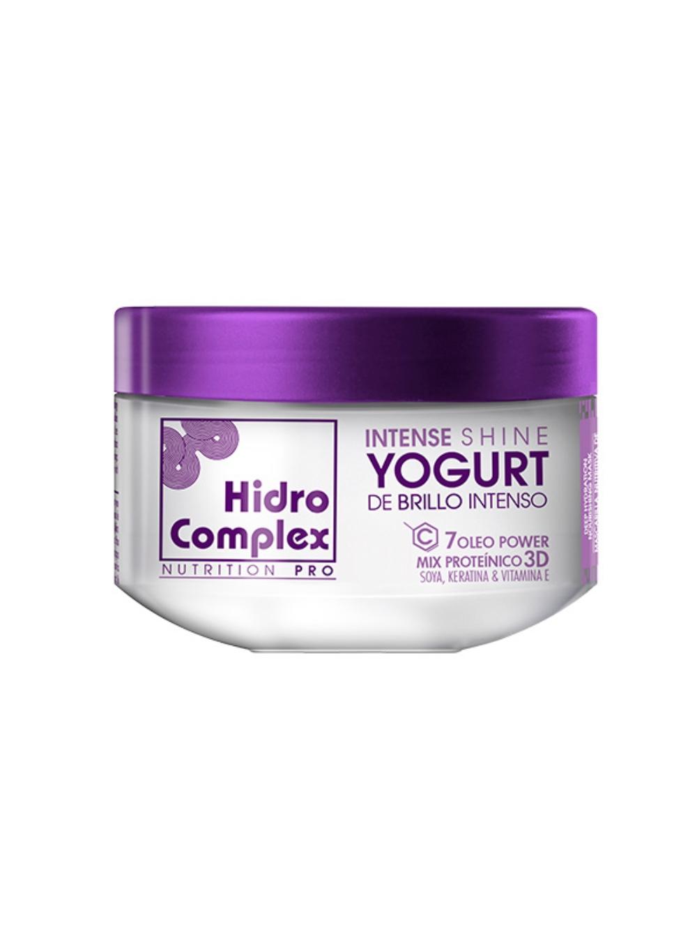 HidroComplex Intense Shine Yogurt Byspro