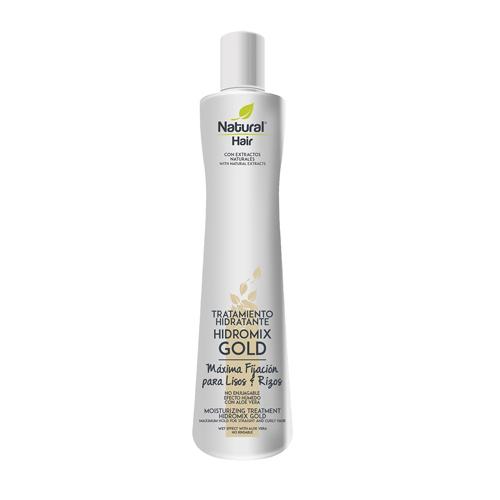 Natural Hair Tratamiento Hidromix Gold Naprolab 500mL