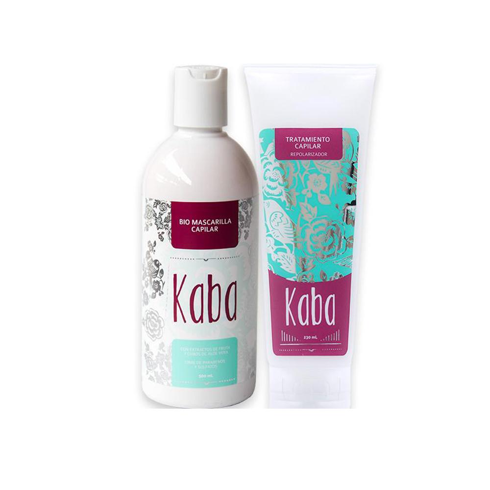 Kit Crecimiento Capilar Kaba