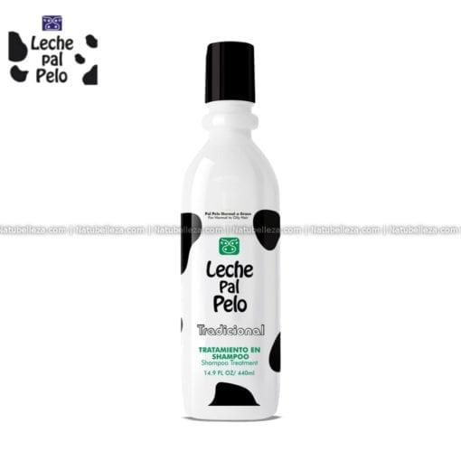 Tradicional Shampoo Leche Pal Pelo