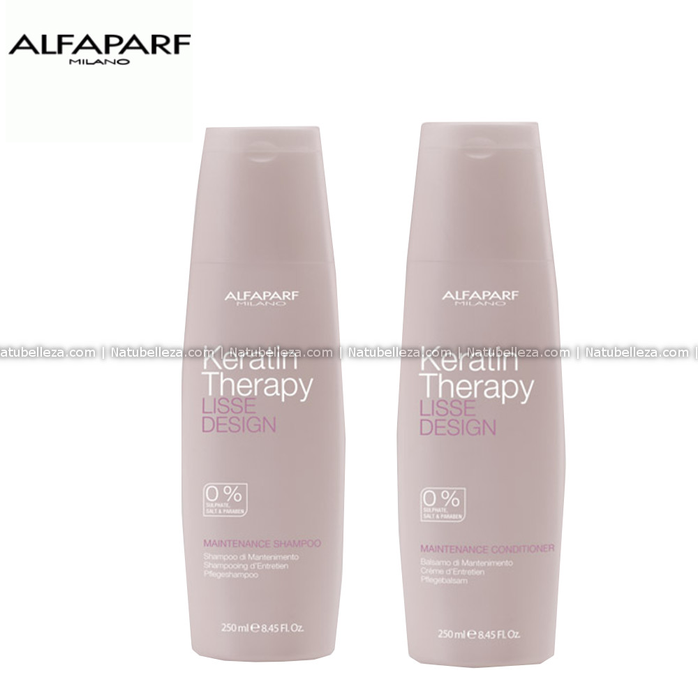 Lisse Design Keratin Therapy Maintenance Kit Alfaparf