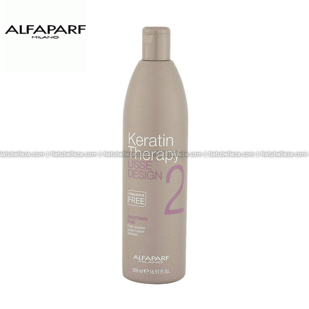 Lisse Design 2 Smoothing Fluid Keratin Therapy Alfaparf (copia)