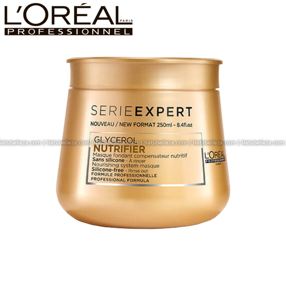 Nutrifier Mascarilla SerieExpert L'Oréal