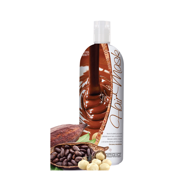 Cacao y Macadamia Mascarilla Repolarizador Giorgio Cosmetic