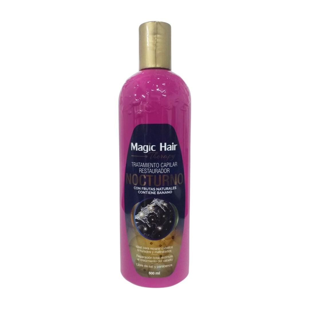 Tratamiento Nocturno Magic Hair Therapy