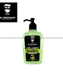Ablanda Barba Pelo Grueso SR. Mostacho