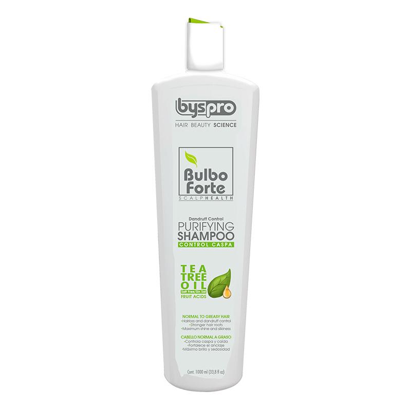 Bulbo Forte Shampoo Tea Tree Oil Byspro Lt