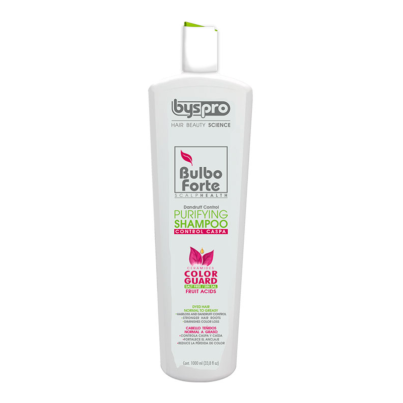 Bulbo Forte Shampoo Color Guard Byspro Lt