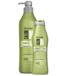 Keratin Ultra Force Shampoo Recamier SalonIn