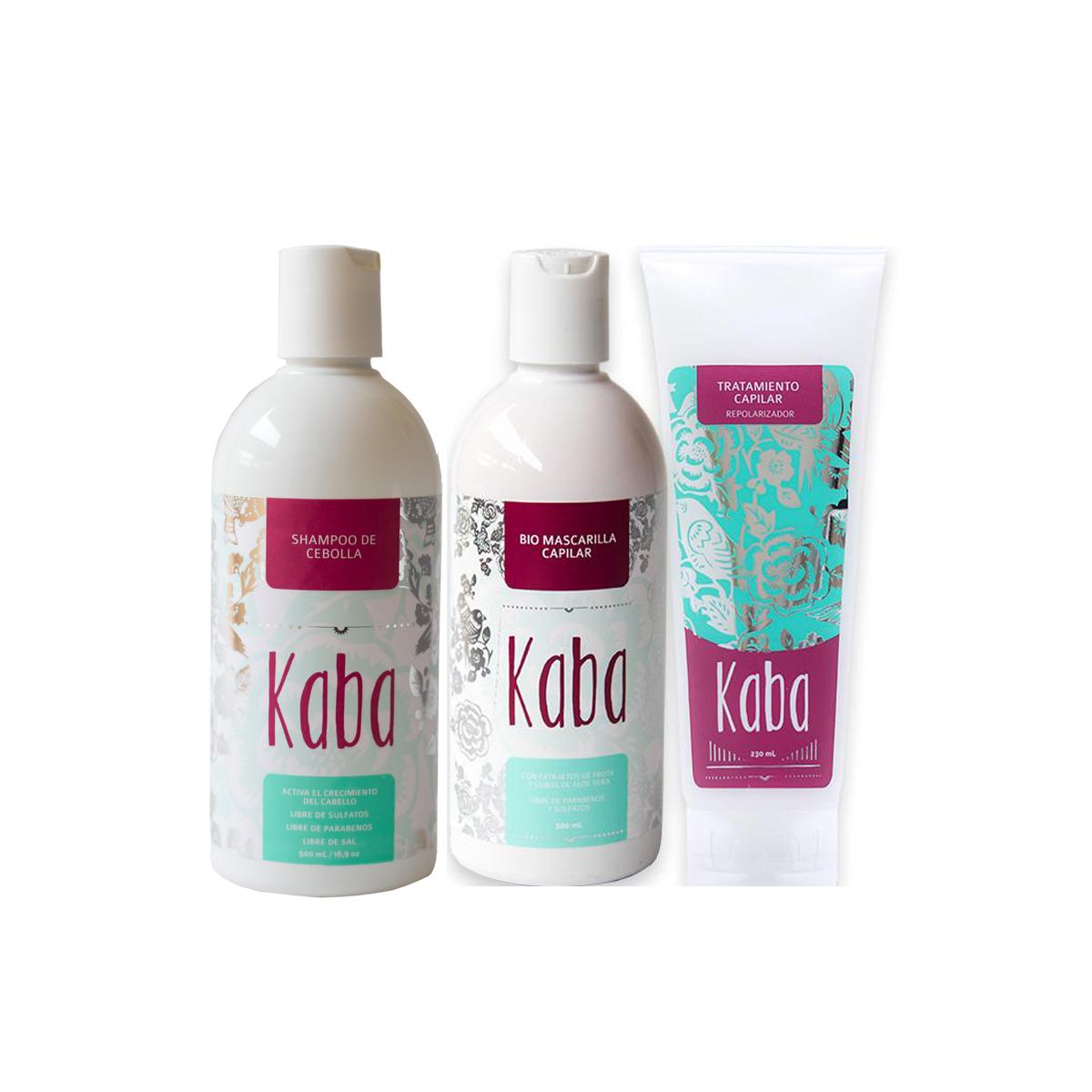 Kit Crecimiento Intensivo y Reparación Kaba