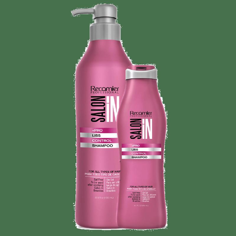 Liss Control Shampoo Recamier SalonIn