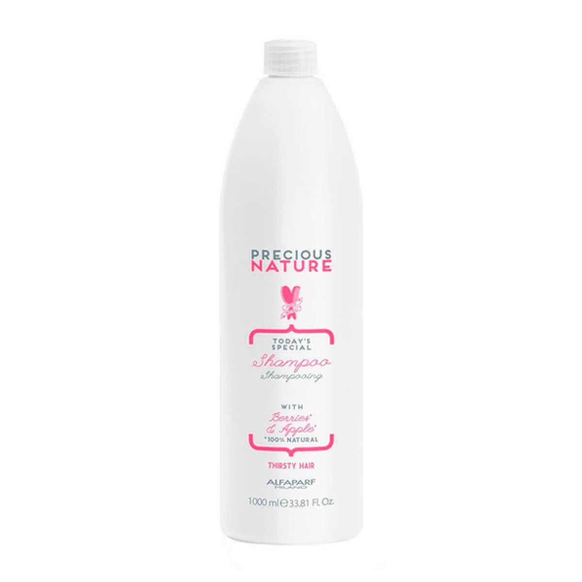Thirsty Hair Shampoo Precious Nature Alfaparf