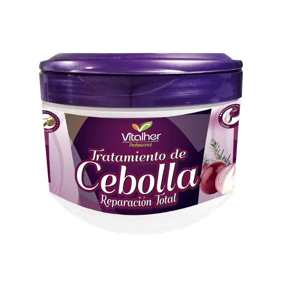 Cebolla Ajo y Romero Tratamiento Vitalher 500mL