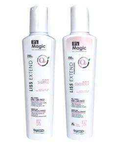 It's Magic Kit Shampoo Y Acondicionador Liss Extend BysPro